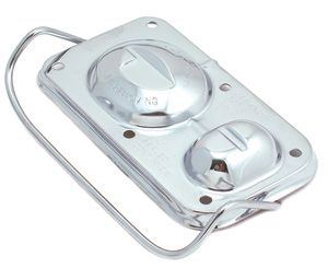 "Spectre Performance 3"" Master Cylinder Cover"