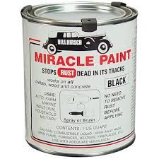 Bill Hirsch Miracle Paint