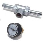 In-Line Fuel Pressure Gauge