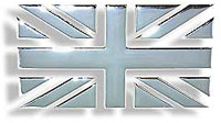 Union Jack Plastichrome