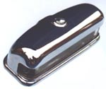 Chrome Cover For Lucas L467 Plate Lamp