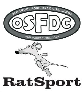 RatSport Old Skool Ford Decal
