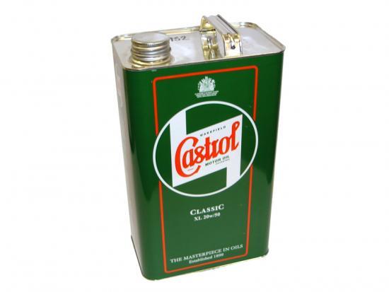 Castrol Classic 20 50 Oil