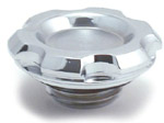 Chrome Oil Filler Cap For K Series, Honda, Nissan
