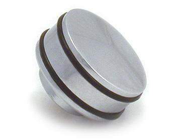 Carb Chrome Air Filter Nut Barrel Type