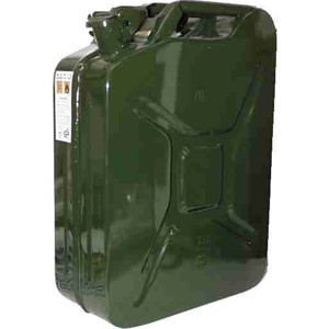 Jerry Can Steel