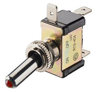 Led Toggle Switch (Off/On)