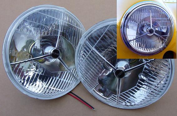 "Electric Brake Controller >> 7"" P700 Tripod Headlamps"