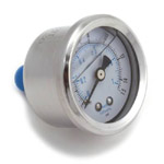 Fuel Pressure Gauge (0-15PSI Non Injected Vehicle)