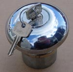 Filler Cap Screw Top Stainless