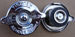 Chrome Radiator Cap