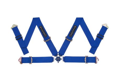 4 Point Harness Willans Club