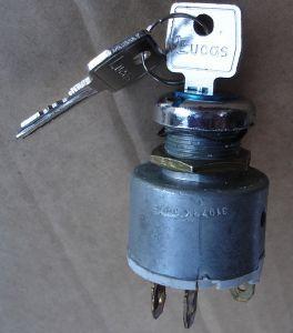 Lucas Keyed Ignition Switch