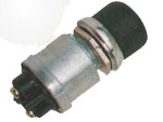 Momentary Push Button Switch Rubber Capped