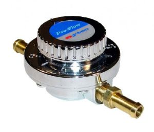 Chrome Fuel Pressure Regulator