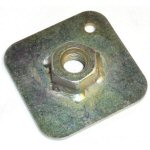 Seat Belt / Harness Eye Bolt FIA Spreader Plate