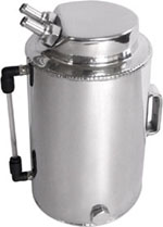 Large Alloy Oil Catch Tank