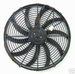 SuperSlim Whirlwind Electric Fans