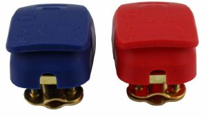 Battery Quick Release Terminal Clamps Pair