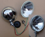 Backing Bowl & Fittings Only For Bug-Eye Headlamps