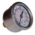 RatSport Fuel Pressure Gauge (0-100PSI Injected Vehicle)