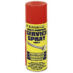 Aerosol Lubricant (Service Spray) 400ml