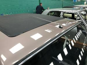 Ford Cortina Swivel  Roof Aerial