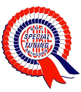 Special Tuning Rosette Transfer Sticker Decal