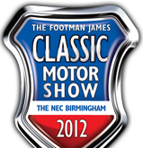 The 2015 Classic Motor Show at the NEC 13-15 November