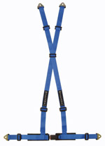 4 Point Harness Willans Supersport