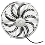 "SuperSlim 14"" Chrome Whirlwind Electric Fan"