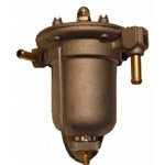 Filter King Fuel Regulator Metal Bowl