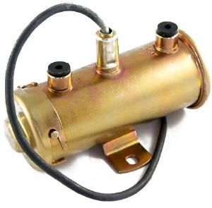 Facet Type Cylindrical Fuel Pump