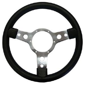 Springalex Leather Steering Wheel